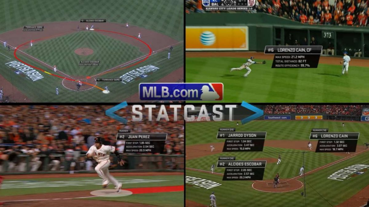 Major League Baseball Statcast 2017