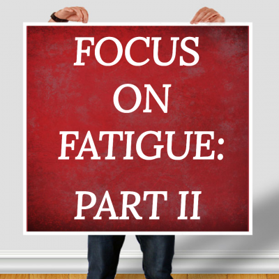 persistent fatigue