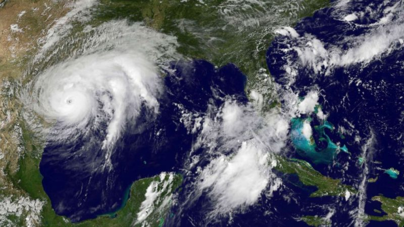 Hurricane Harvey Devastating Health Issues