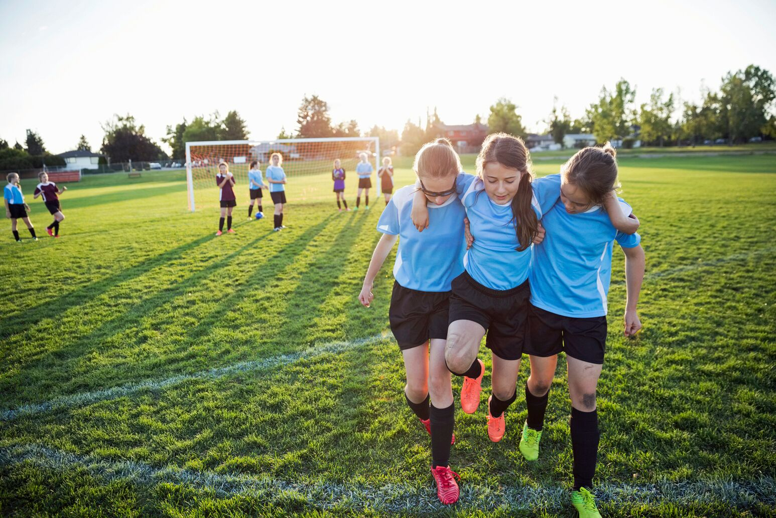 Youth Athletes: Is Their Fatigue Risking an ACL Injury?